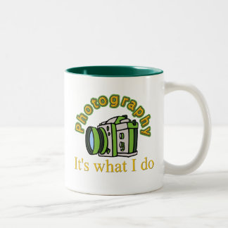 Photography T-shirts and Gifts. Two-Tone Coffee Mug