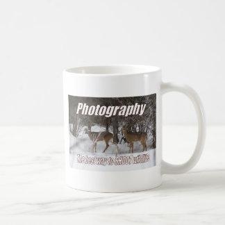 Photography, The best way to SHOOT wildlife Coffee Mug