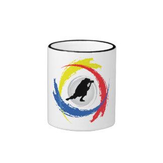 Photography Tricolor Emblem Coffee Mugs