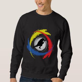 Photography Tricolor Emblem Sweatshirt