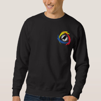 Photography Tricolor Emblem Sweatshirt