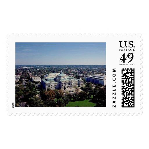 Photography Washington, D.C., USA - Stamps