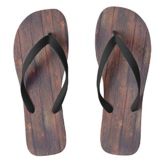 Photography - WOOD BOARDS + your ideas Flip Flops