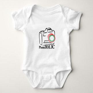 Photoholic Infant Creeper