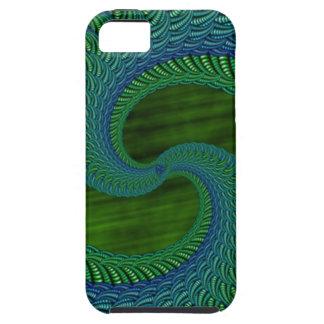 Photomanipulations de los fractales de Abstracat iPhone 5 Case-Mate Cárcasa