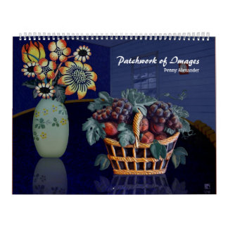 Photomontage Calendar - A Patchwork of Images