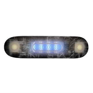 "Photon Drive ""Hoverboard Graphic"" Skateboard Deck"