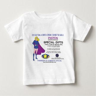 PHOTON SUPERHERO OF EDUCATION BABY T-Shirt