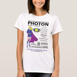 PHOTON SUPERHERO OF EDUCATION T-Shirt