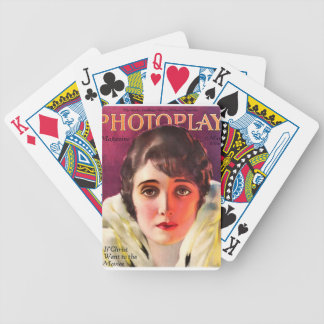 PHOTOPLAY ALICE JOYCE MARCH 1920.jpg Bicycle Playing Cards