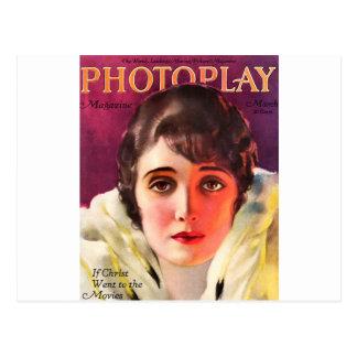 PHOTOPLAY ALICE JOYCE MARCH 1920.jpg Postcard