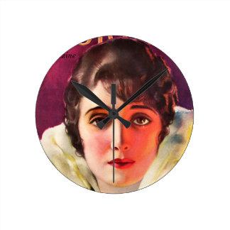 PHOTOPLAY ALICE JOYCE MARCH 1920.jpg Round Clock