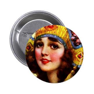 PHOTOPLAY MADGE BELLAMY AGOSTO 1922.jpg Pin Redondo De 2 Pulgadas