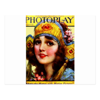 PHOTOPLAY MADGE BELLAMY AUGUST 1922.jpg Postcard