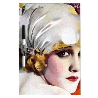 photoplay magazine cover pre 1923 Dry-Erase board