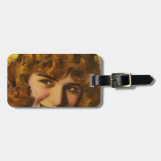 photoplay magazine cover pre 1923 luggage tag