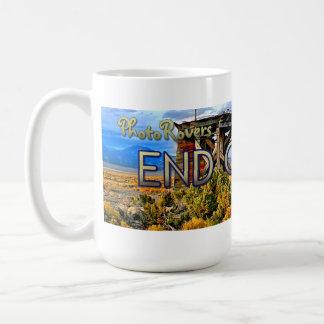 PhotoRovers End O' The Line Relics & Ruins Tour Classic White Coffee Mug
