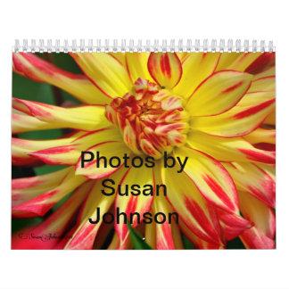 Photos by Susan Johnson Calendar