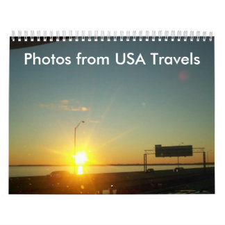Photos from USA Travels Calendar