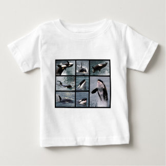 Photos multiple of killer whales baby T-Shirt