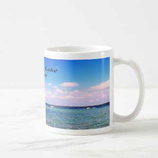 Photos of different areas of the United States Coffee Mug