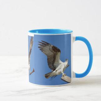 Photos of Ospreys or Hawks flying Mug