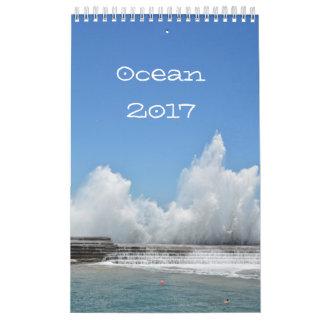 Photos of the ocean calendar