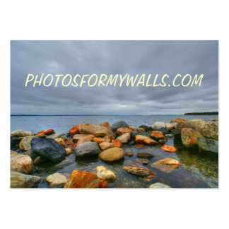 PHOTOSFORMYWALLS.COM LARGE BUSINESS CARD