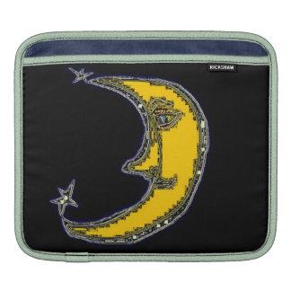 PhotoShop Moon iPad Sleeves