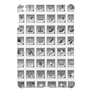 Photoshop PS Tools Graphic Designer iPad Mini Case