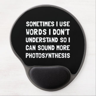 Photosynthesis Gel Mouse Pad