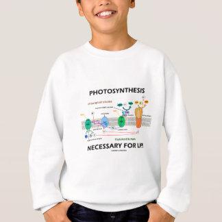 Photosynthesis Necessary For Life Sweatshirt