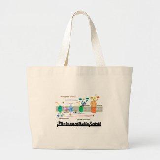 Photosynthetic Spirit (Biochemistry Attitude) Bag