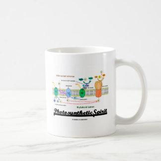 Photosynthetic Spirit (Biochemistry Attitude) Coffee Mug