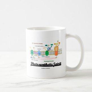 Photosynthetic Spirit (Biochemistry Attitude) Mug