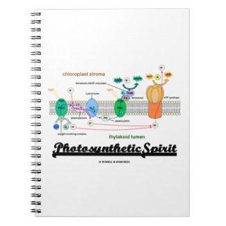 Photosynthetic Spirit (Biochemistry Attitude) Note Books