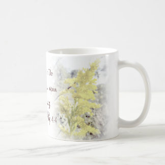 Php 4:4  Rejoice in the Lord always; again I will  Coffee Mug