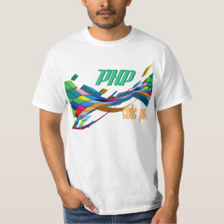 PHP arco doble multicolor Camisas