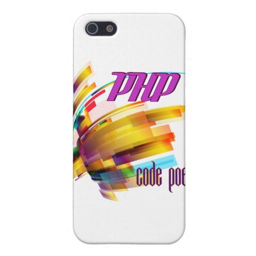 PHP- Code Hurricane Cover For iPhone 5