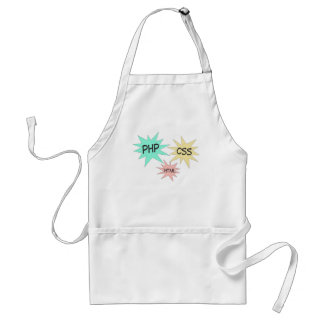 PHP CSS HTML ADULT APRON