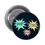 PHP CSS HTML PIN
