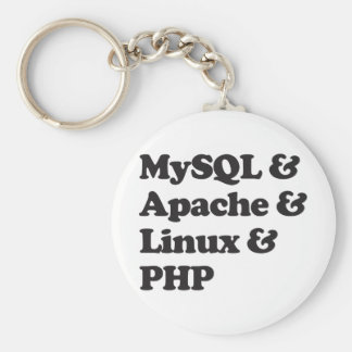 PHP de Mysql Apache Linux Llaveros