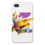 PHP huracán del código iPhone 4 Cárcasas