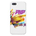 PHP huracán del código iPhone 5 Cárcasas