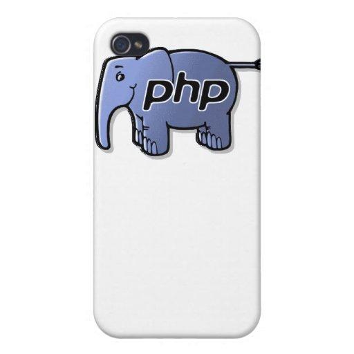 PHP iPhone 4 CÁRCASAS