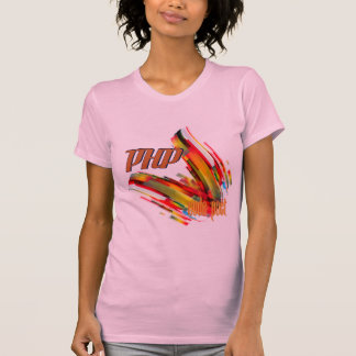 PHP- Multicolor Code Swirl T-Shirt