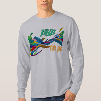 PHP- Multicolor Double Arch T-Shirt