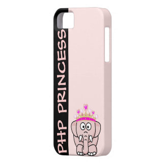 PHP Princess: Women in Open Source Web Development iPhone SE/5/5s Case