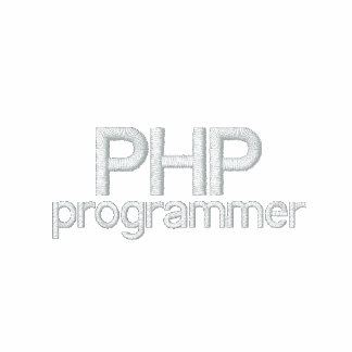 PHP programmer Polo Shirt