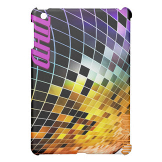 PHP- Purple Orange Sunset wave Case For The iPad Mini